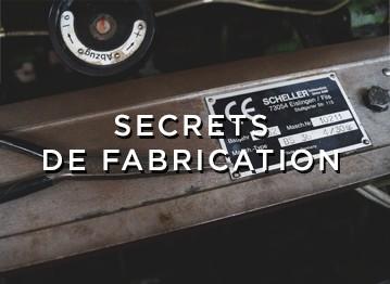 la marque, secret de fabrication